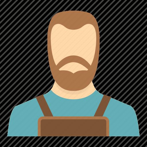 blacksmith, forge, iron, smithy, steel, work, worker icon