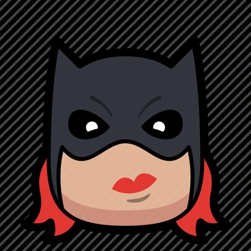 Cartoon, cat, hero, superhero, woman icon - Download on Iconfinder