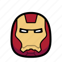 ironman, superhero, hero, cartoon