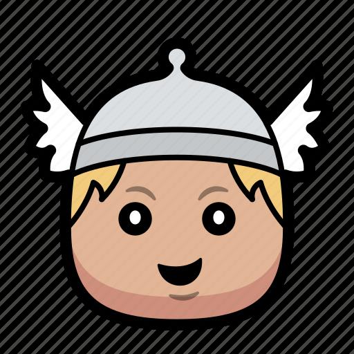 Cartoon, hero, superhero, thor icon - Download on Iconfinder
