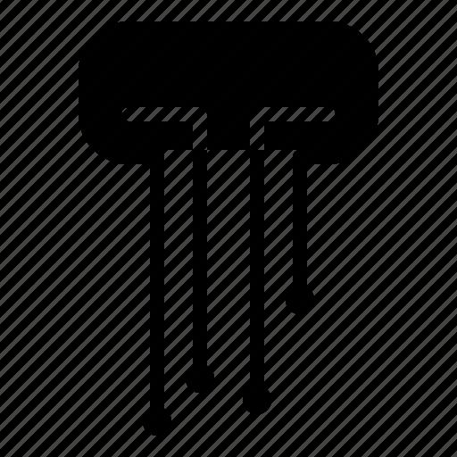 digital, key, technology icon