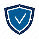 encripted, safe, technology icon
