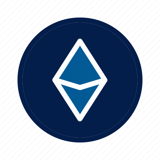 cryptocurrency, ethereum, technology icon