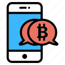 bitcoin, notifcation, crypto, mobile, notification, cryptocurrency, news