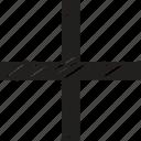 addition, blockpad, calculation, cross, develop, more, plus icon