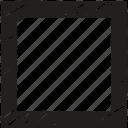 audio, blockpad, media, player, square, stop, video