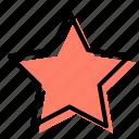 star, favorite, feedback, rating