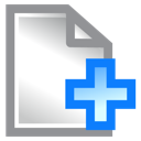 document, erdit icon