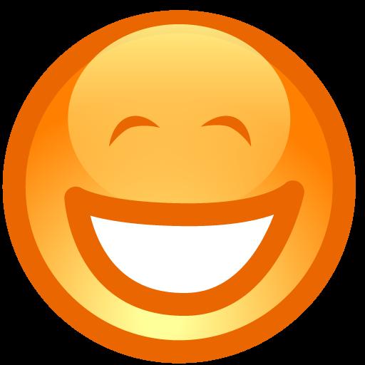 emoticon, happy, lol icon