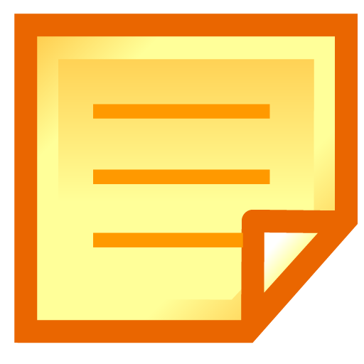 document, it, paper, post icon