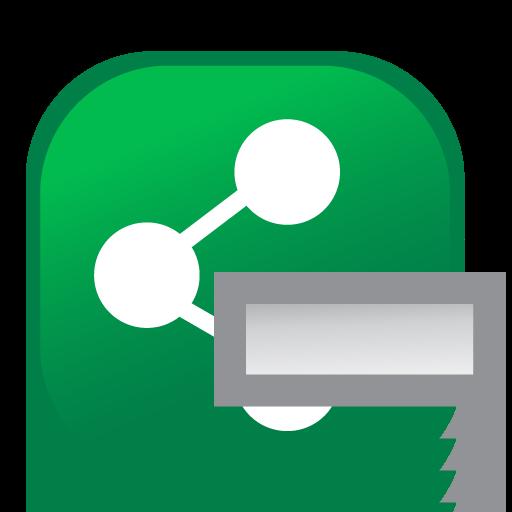 minus, share icon