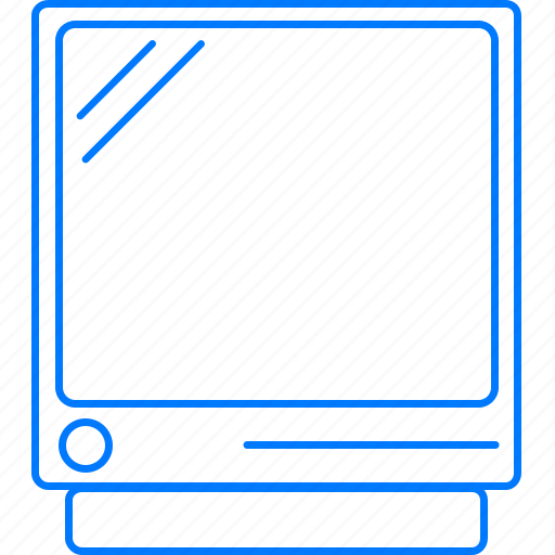 computer, macintosh icon