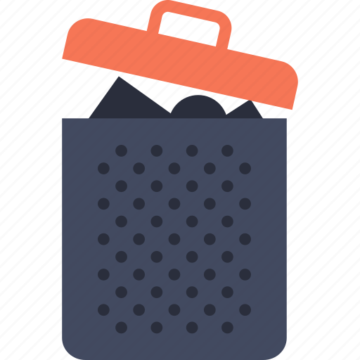 Basket, bin, can, garbage, interface, miscellaneous, trash icon - Download on Iconfinder