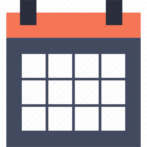 calendar, monthly, planning, time, wall icon