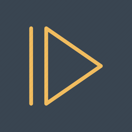 arrows, direction, directional, interface, multimedia, next, skip icon