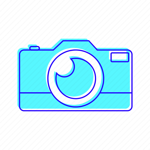 camera, electronic, photo, picture icon