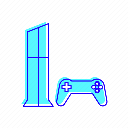 console, game, gamming, play icon