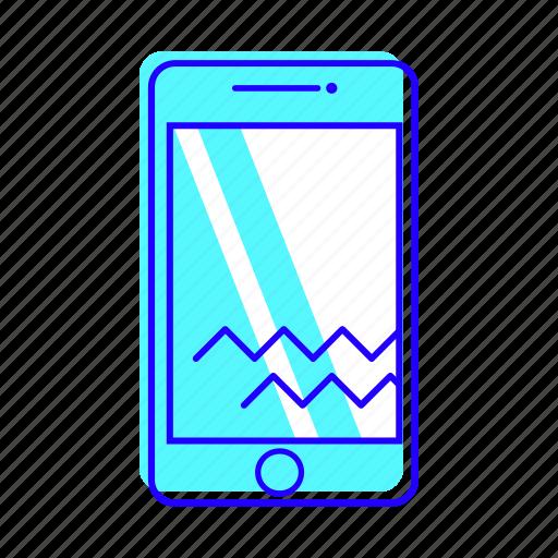 iphone, mobile, phone, smartphone icon