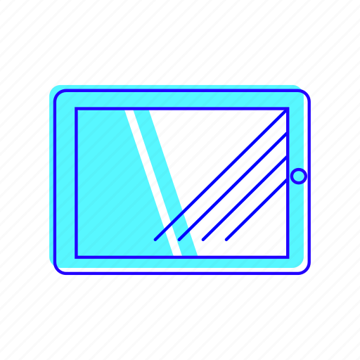 display, ipad, tablet, touch icon