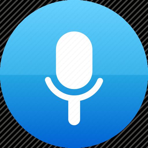 audio, mic, microphone, multimedia, record, sound, voice icon