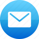 business, e, email, envelope, letter, mail icon