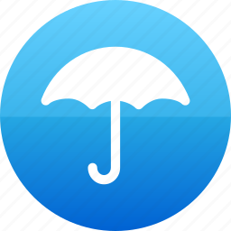 fashion, meteorology, protection, rainy, resistant, safety, umbrella icon