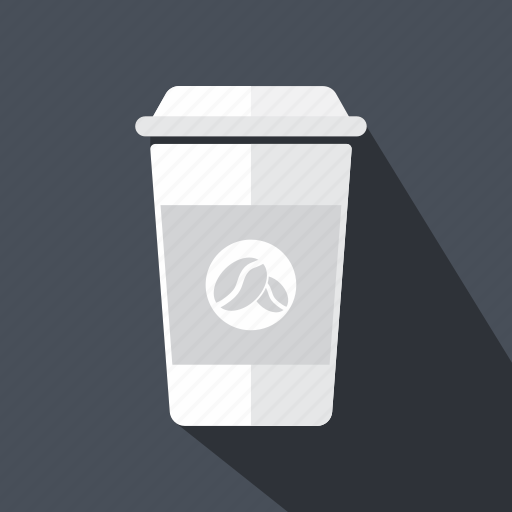 away, coffee, cup, drink, hot, paper, take icon