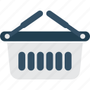 basket, commerce, online, store, supermarket icon