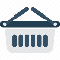 basket, commerce, online, store, supermarket icon