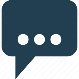 bubble, chat, comment, conversation, interface, message, speech icon
