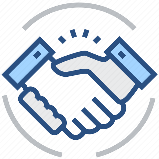 agreement, business, contract, deal, gesture, hand, pact icon