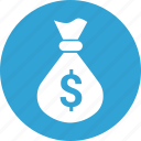 bank, cash, cashout, dollar, money, usd icon