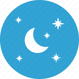 cosmos, moon, planet, space, star icon