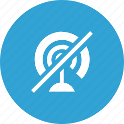 access, ban, connect, connection, internet, signal, stop icon