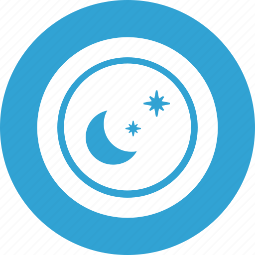 blue, device, mobile, mode, night, select, settings icon
