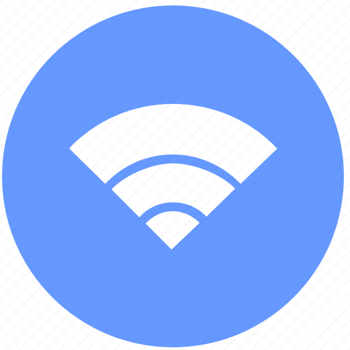 access, dot, free, internet, point, wifi icon