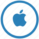 apple, function, keyboard, mode, sign icon