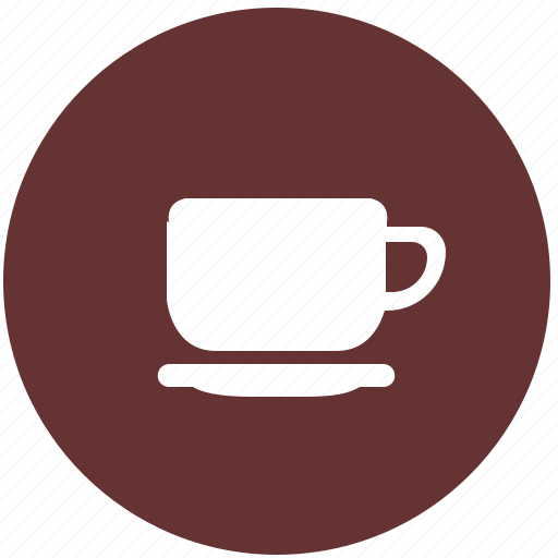 cappuccino, coffee, cup, drink, hot, tea icon