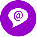 comment, dialog, email, mail, message icon