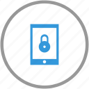 anti, lock, mobile, service, theft icon