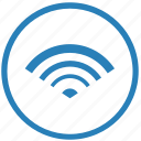 access, dot, free, internet, label, point, wifi icon