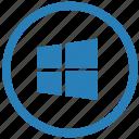 function, keyboard, mode, start, win, windows icon