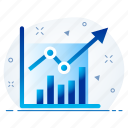 analysis, analytics, business, chart, graph, statistics icon