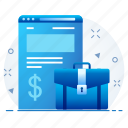 atm, bank, business, finance, transaction icon