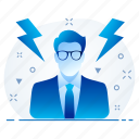 business, creativity, idea, innovative icon
