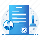 agreement, business, document, contract, office, paper
