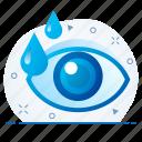 checkup, drop, drops, eye, view icon