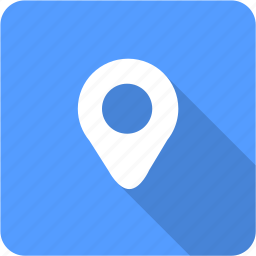 locate, location, map, pin icon