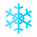 blue, christmas, cold, ice, snow, snowflake, winter icon
