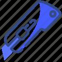cut, cutter, tool icon